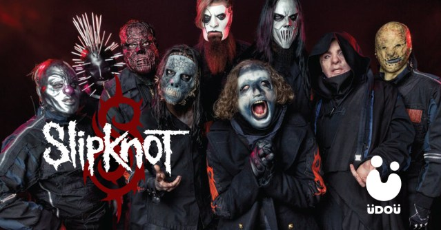 Slipknot Concert in Manila 2020