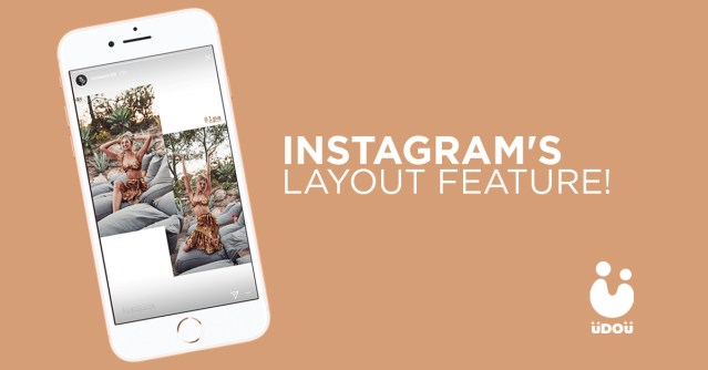 Instagram layout feature