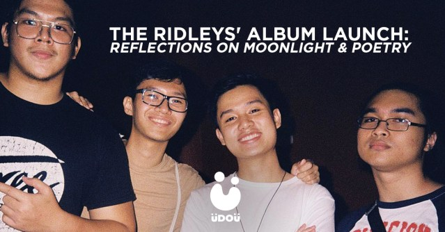 The Ridleys album launch