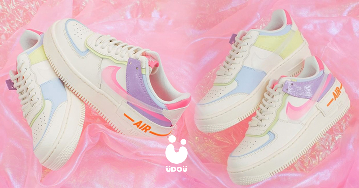 How Pretty Is This Nike Air Force 1 In Pastel Udou Ph This allows the website to find the best variation/edition of the site. nike air force 1 in pastel udou ph