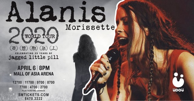Alanis Morissette U Do U Header