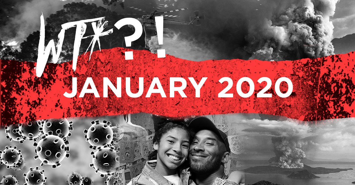 January 2020 U Do U Header