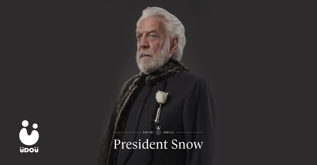 Hunger Games prequel young President Snow