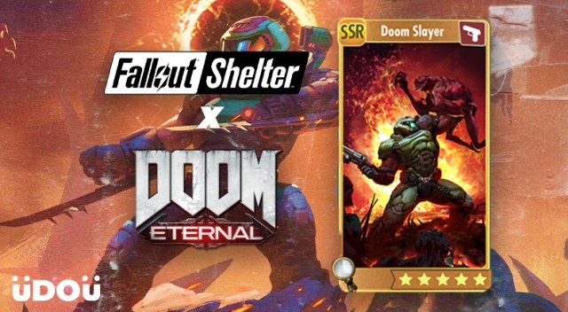 Fallout-Shelter-and-Doom-Eternal-Releases-Collaboration-Character