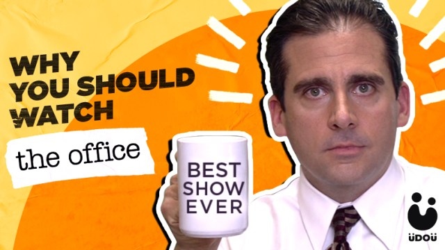 Why you should watch 'The Office'