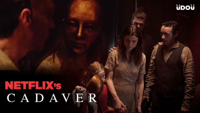 Norwegian Horror Cadaver on Netflix