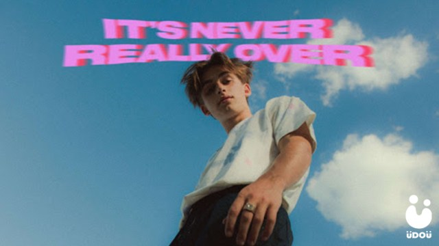 JOHNNY ORLANDO'S SOPHOMORE EP, IT'S NEVER REALLY OVER OUT NOW