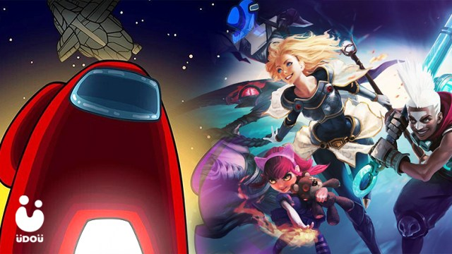 League of Legends X Among Us Crossover could be in the works