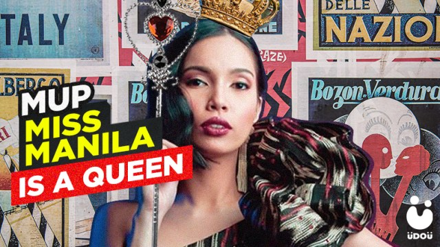 MUP 2020 Miss Manila is a queen in her own way