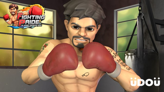 FIGHTING PRIDE The Manny Pacquiao Saga