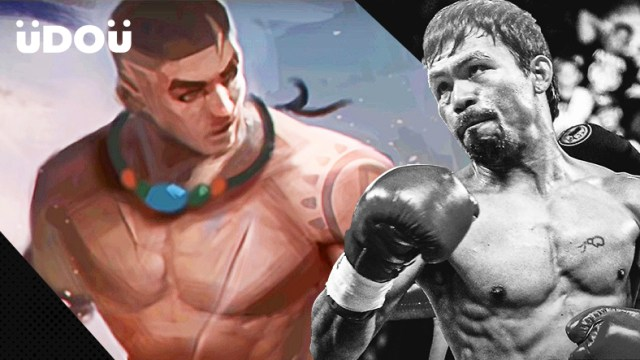Is this new ML hero inspired by Manny Pacquiao