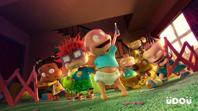 Rugrats revival with original cast on Paramount Plus