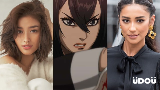 Lead voice cast revealed for Netflix Original Anime Series,TRESE | uDOu PH