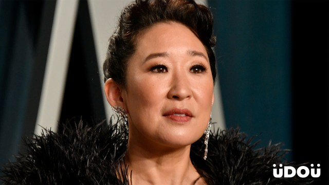 Sandra Oh Delivers Powerful Speech At Stop Asian Hate Protest