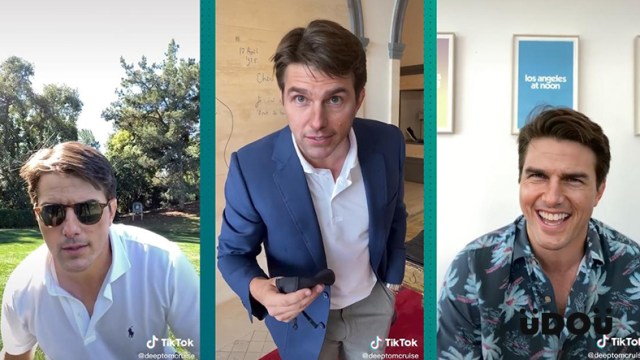 Tom Cruise Deepfake TikTok | uDOu PH