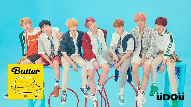 BTS to Drop Second English Single 'Butter'