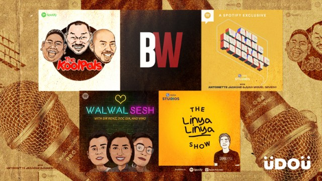 The Best Filipino Podcasts to Play When Life's Too Unbearable