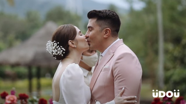 Luis Manzano and Jessy Mendiola Finally Married!