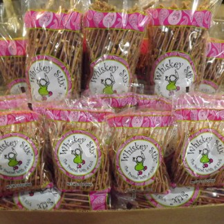 Whiskey Stix by the Case. Ready to Ship!