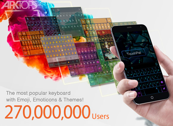 ABC Keyboard – TouchPal Premium v6 3 0 5 Apk is Available
