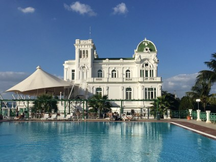 The majestic Club Cienfuegos