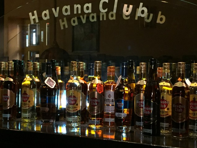 The Havana Club ensemble