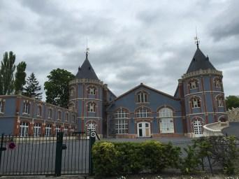 Pommery Estate, Reims