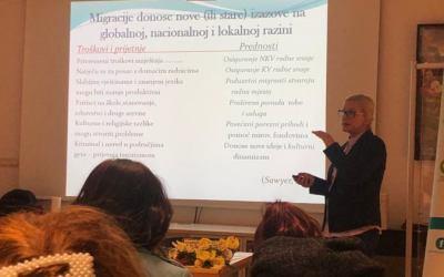 Prakticiranje kritičkog razmišljanja kroz teme migracija i održivog razvoja