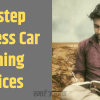 Doorstep Waterless Car Cleaning Services