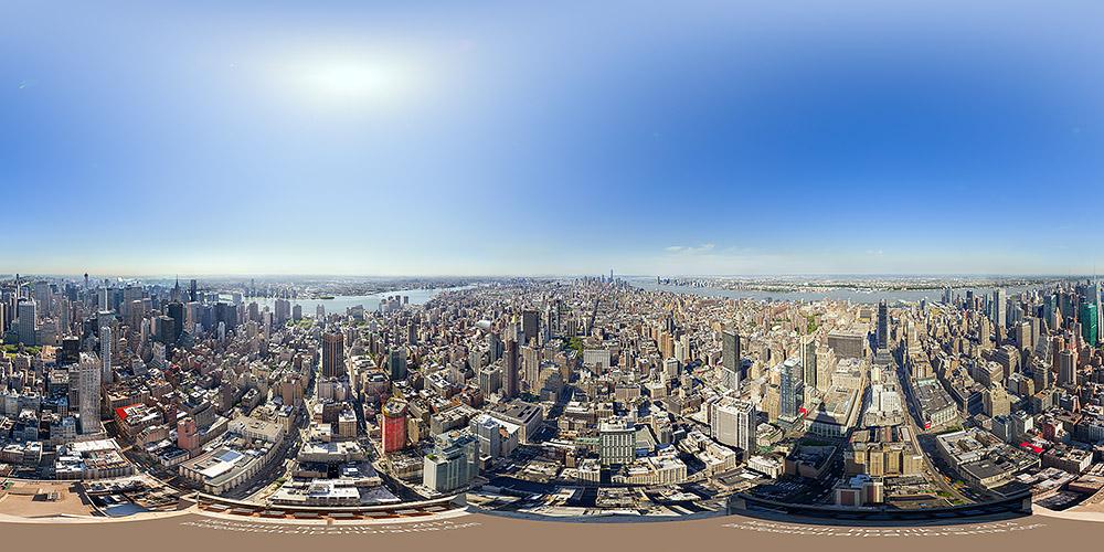 Gigapixel Panoramic from Aleksandr Reznik