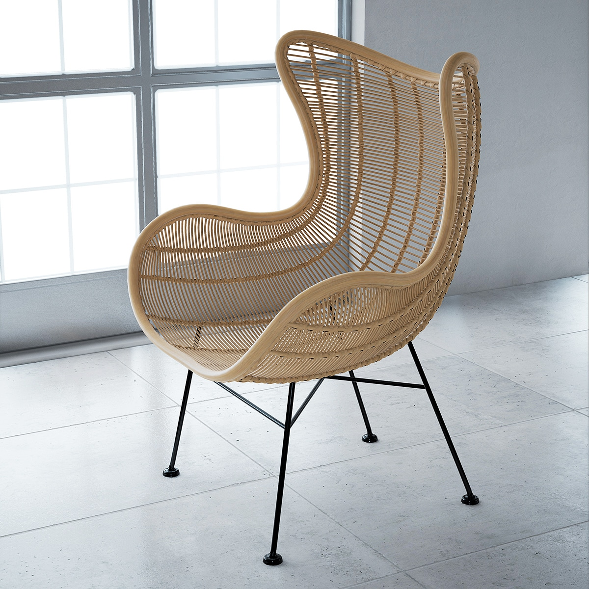 Egg Wicker Chair Rattan Egg Chair