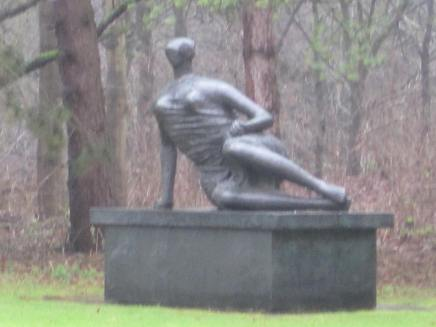 6. Draped Recining Woman Henry Moore