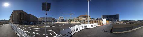 """Panorama """"Kurt-Georg-Kiesinger-Platz"""""""