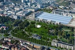 Pressebild 2 Sanierung Kopfbahnhof u Park - gonline