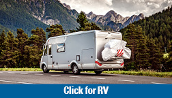 RV loan picture of a recreational vehicle