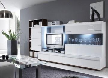 Mobilier Salon Moderne Design | Salons Cuir Mobilier Cuir