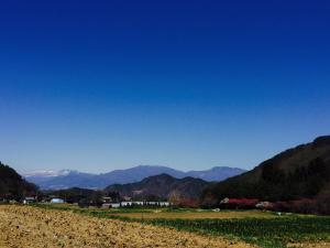 武石の風景
