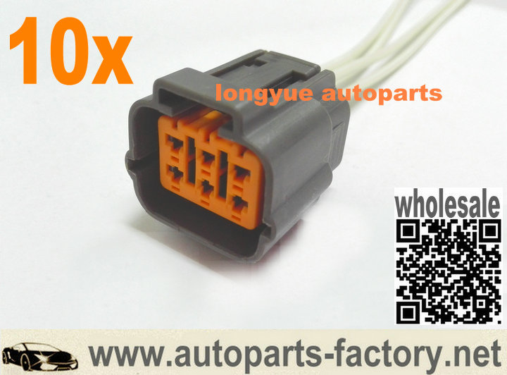Connect Electrical Connector 5 To Top Of Egr Valve Solenoid 4