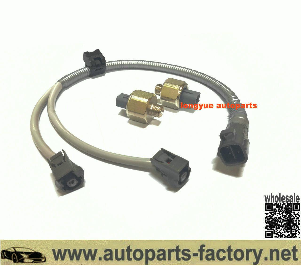 hight resolution of longyue denso knock sensors harness 89615 12090 for toyota lexus avalon camry es300