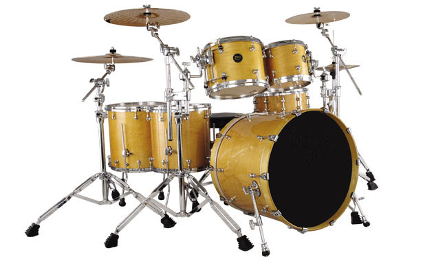 high grade 6 pc painting drum sets north aerican maple shells percussion instruments for sale