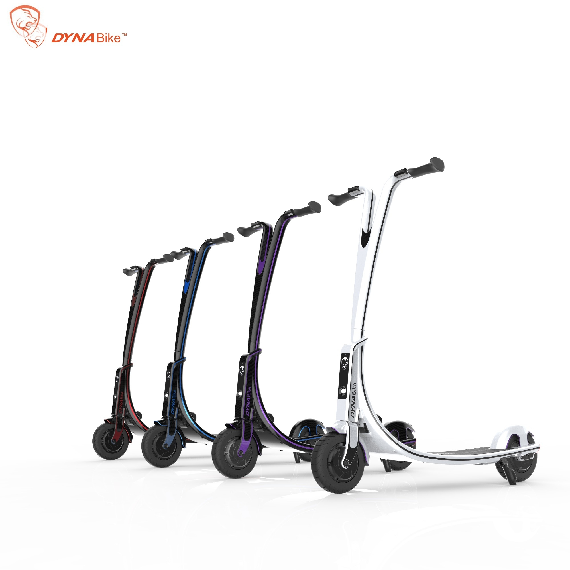 Fashion Carbon H1 E Scooter Electric Scooter