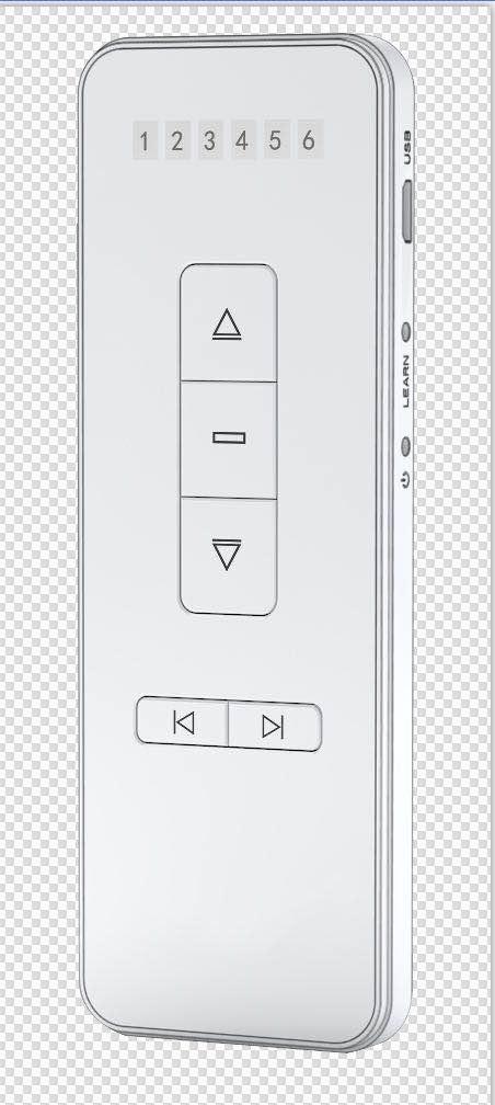 Remote AC127-02 R6