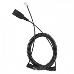 Link03 Headset Adapter QDRJ9 cable standard