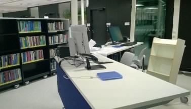 Palvelupiste / Service desk
