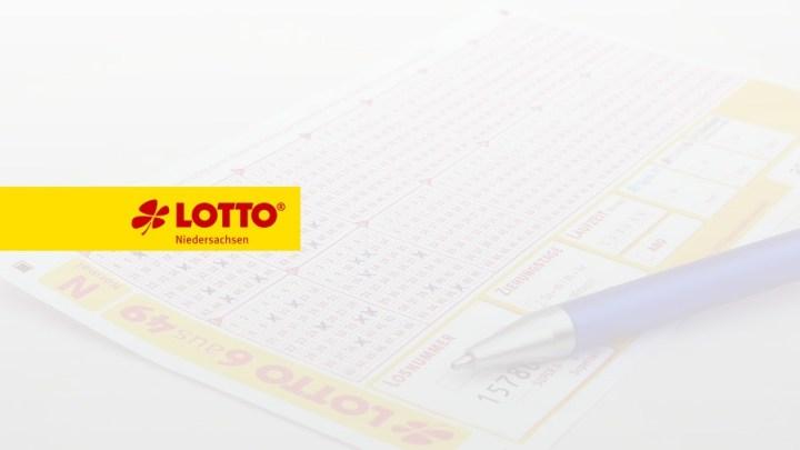 Halbjahresbilanz von LOTTO Niedersachsen: Platz 3 im Millionärsranking