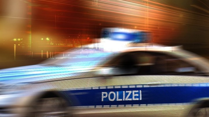 Täter nach Verfolgung mit hohem Tempo festgenommen