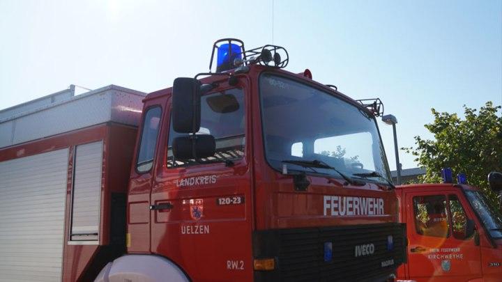 Hilferufe lösten Einsatz von Feuerwehr und Rettungsdienst aus
