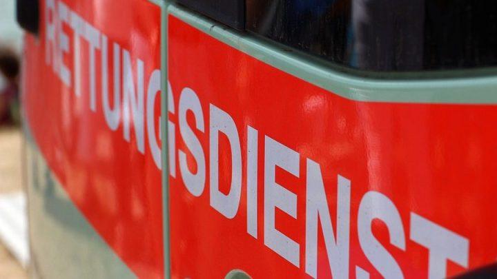 Verkehrsunfall mit Schwerverletzten