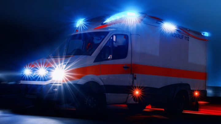 Schwerer Verkehrsunfall mit tödlichem Ausgang