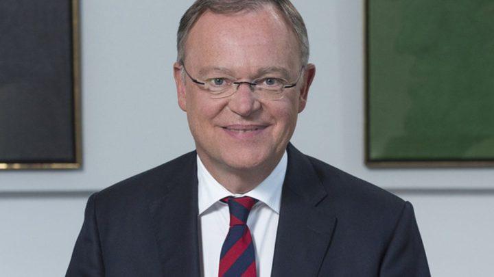 Neujahrsansprache des Niedersächsischen Ministerpräsidenten Stephan Weil